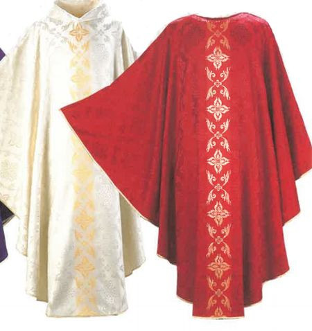 Chasubles Duomo soldées