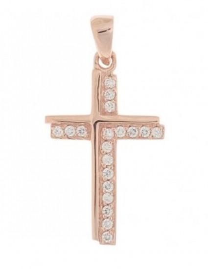 Croix argent sterling