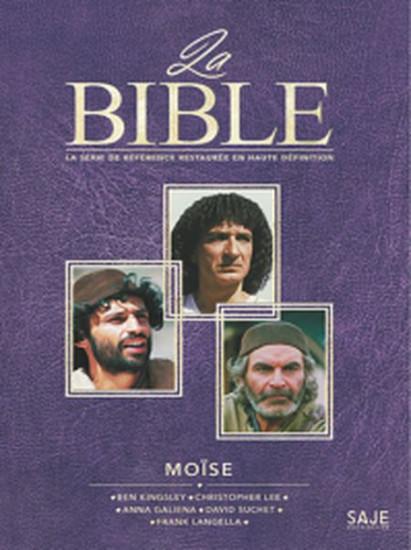 DVD Moïse