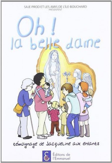 DVD Oh la belle dame!