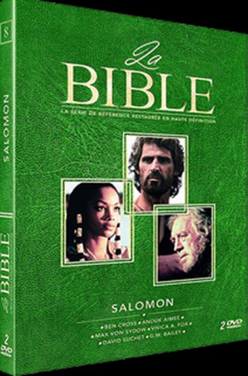 DVD Salomon