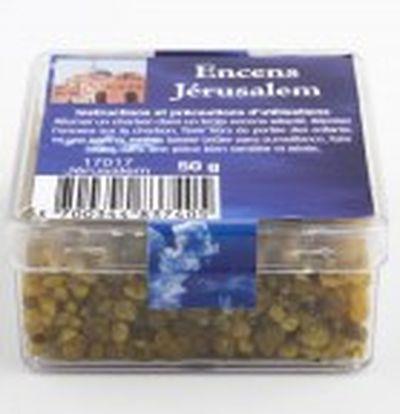 Encens Jérusalem 50 g « Soldé »