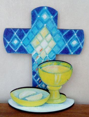 Figurine : La Sainte Communion