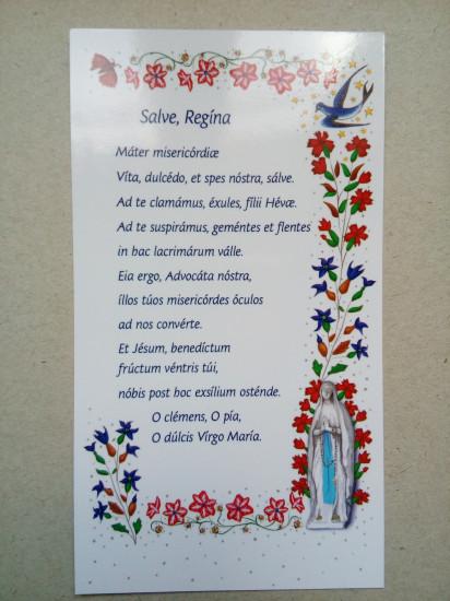 Image salve Regina