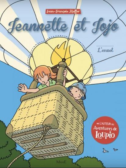 Jeannette et Jojo. L'Envol