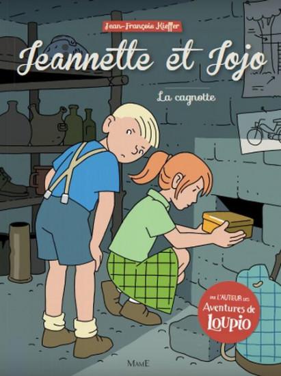 Jeannette et Jojo. La cagnotte