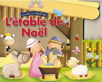 L'ETABLE DE NOEL