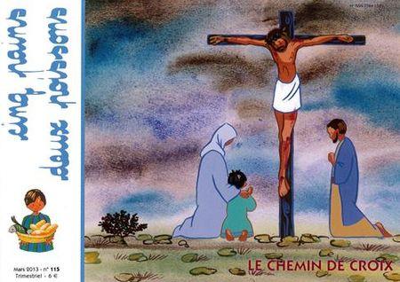 Le Chemin de croix 6/9 ans