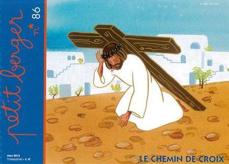 Le Chemin de croix  3/5 ans