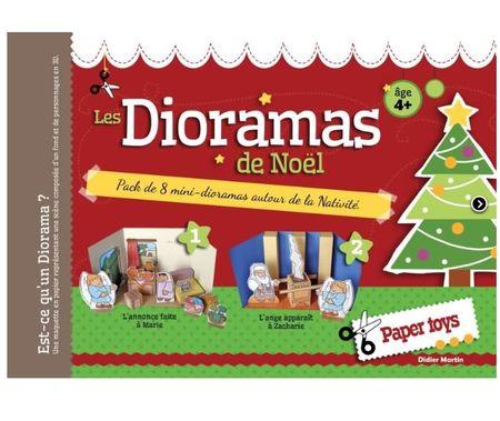 Les Dioramas de Noël