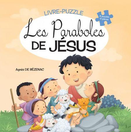 Les Paraboles de Jésus. Livre puzzle