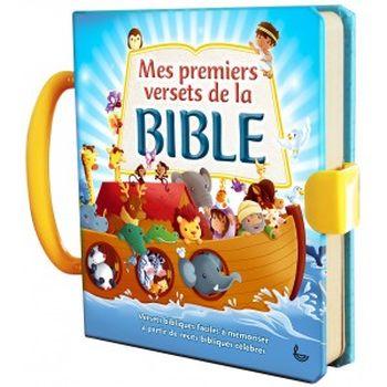 Mes premiers versets de la bible