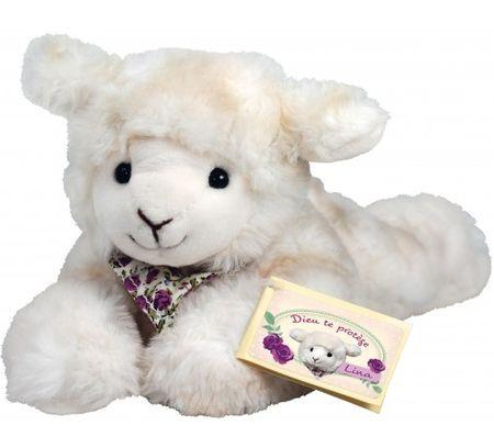 Peluche mouton Lina