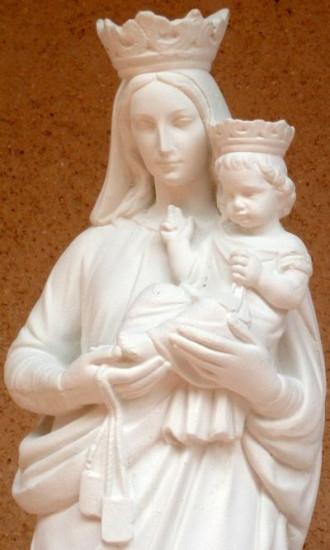 Notre Dame du Mont Carmel 82 cm