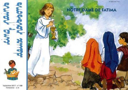 Notre Dame de Fatima 6/9ans