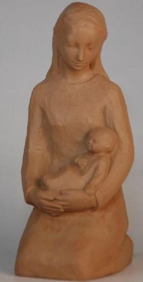 Notre Dame de l 'Abandon 18 cm
