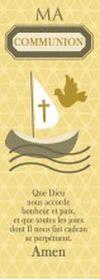 Signet Première communion. A l'unité ou par lots