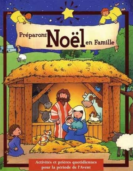 Préparons Noël en famille