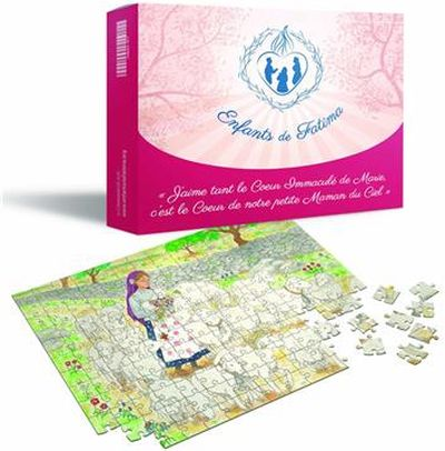 Puzzle Jacinthe pastourelle de Marie