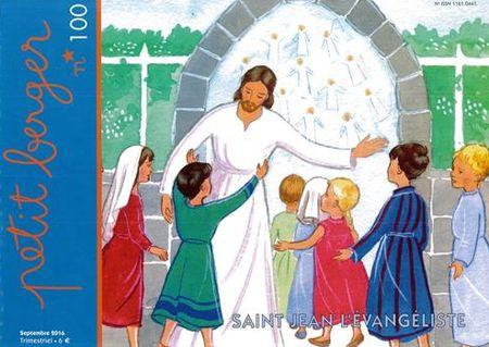 Saint Jean l 'Evangéliste