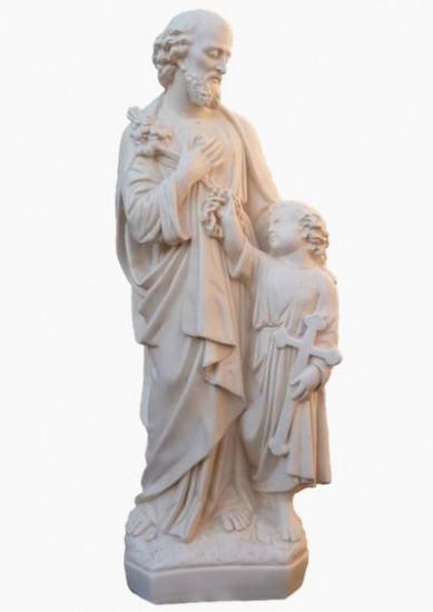 Saint Joseph 42 cm. Extérieur