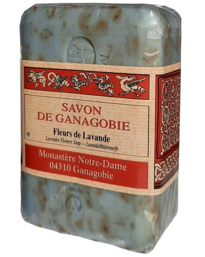 Gros savon, Fleurs de lavande, 250 g.
