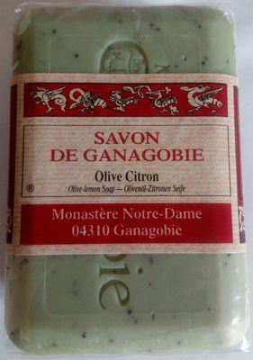 Gros savon olive citron 250g