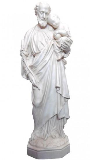 Saint Joseph d'Alep 62 cm extérieur