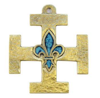 Croix scoute de France, 8,5 cm