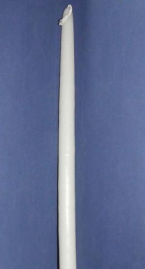 Cierge de Lourdes. Diamètre 2,25 cm