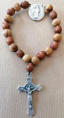 Bracelet dizainier Saint Benoît
