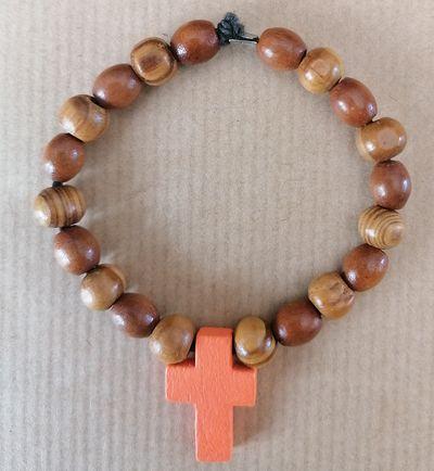 Bracelet dizainier bois