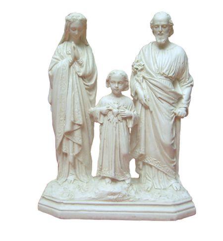 Sainte Famille de Séguret 18.5 cm