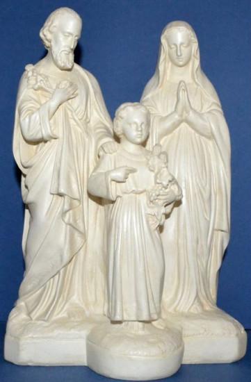 Sainte Famille des Vendanges 25 cm