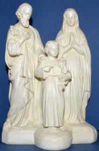 Statues Sainte Famille