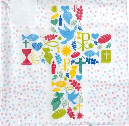 20 serviettes papier bio
