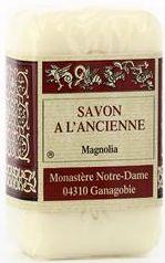 Savon à l'ancienne au magnolia.150g.