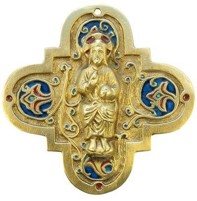 Christ en majesté Salvator Mundi