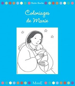 Coloriages de Marie