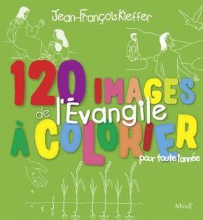 120 images d'Evangile à colorier