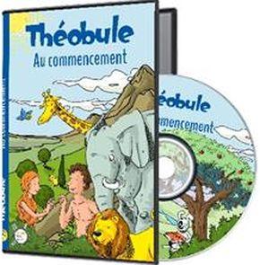 DVD Théobule. Au commencement