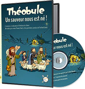 DVD Théobule: Un sauveur nous est né