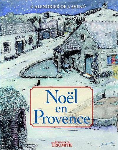 Calendrier de l'Avent «Noël en Provence»
