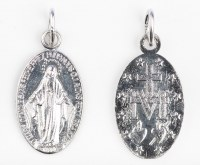 Médaille Miraculeuse 12 mm Lot de 10.