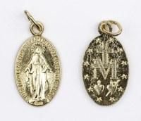 Médaille Miraculeuse 15 mm