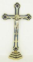 Crucifix sur pied 15cm.