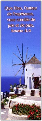 Signet Moulin en bord de mer