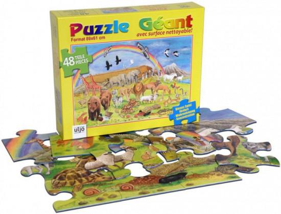 Puzzle géant Arche de Noé 48 pièces