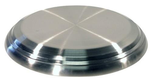 Base plateau en acier inoxydable