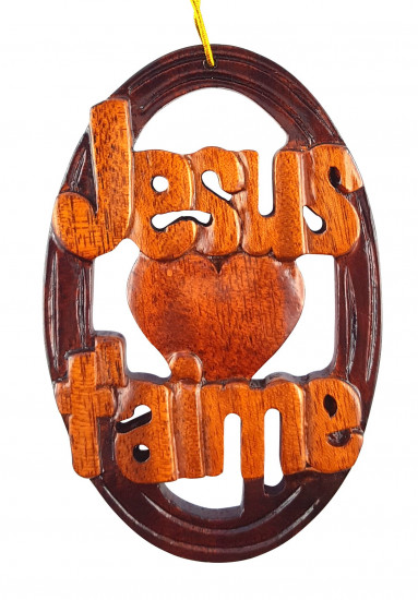 «JESUS T'AIME»